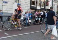Furries on bikes