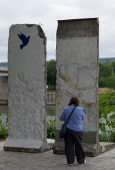 The Berlin Wall keeps popping up all over Europe