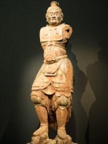 Standing Tenno (Deva King) 10th-11th century