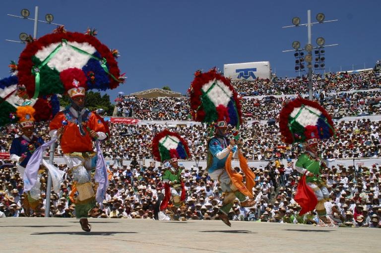 16. Oaxaca de Juárez