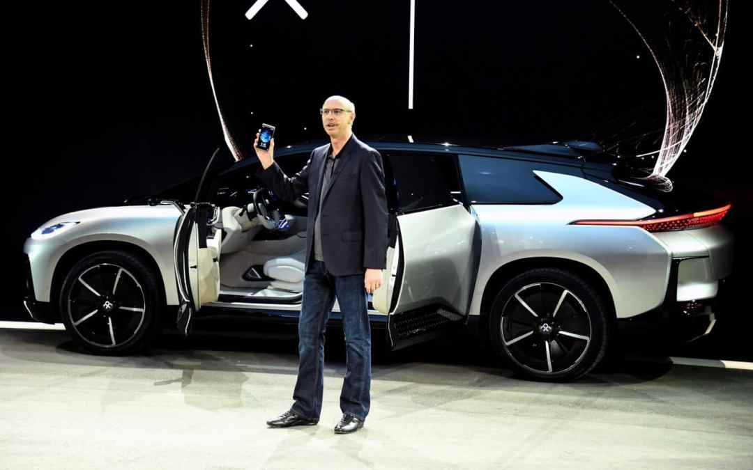 Faraday Future's wheels are coming off