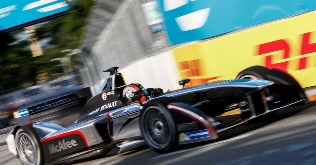 Dragon Racing Formula e team