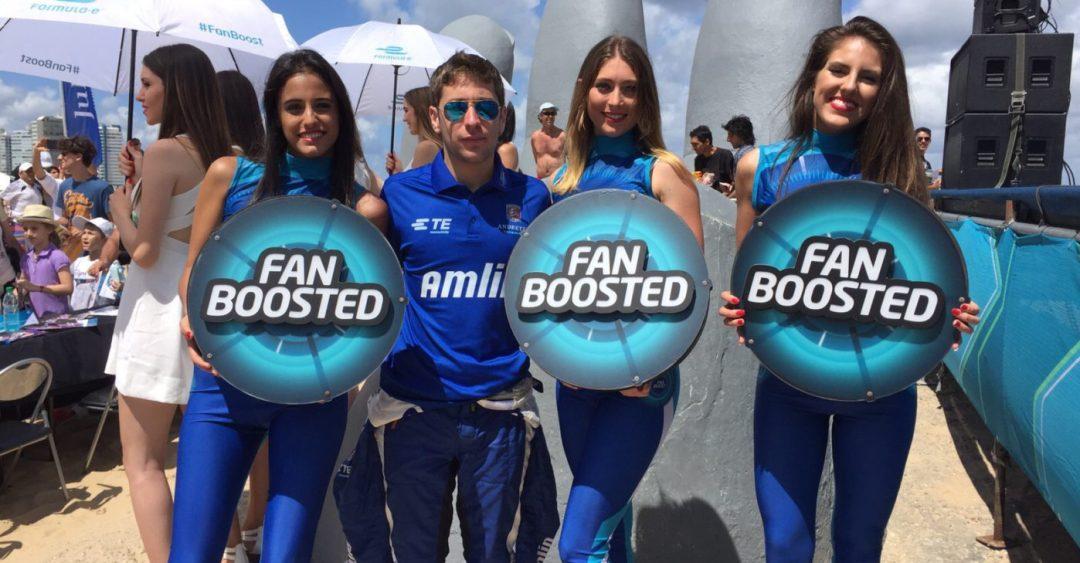 Amlin Andretti Formula E Race Team