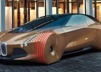 BMW VISION NEXT 100 CONCEPT VEHICLE