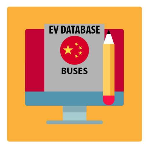 EV Database of all Chinese Electric Buses