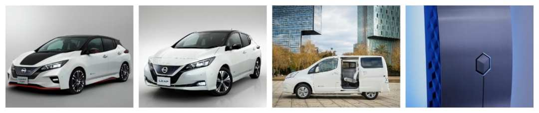 Nissan European EV ecosystem