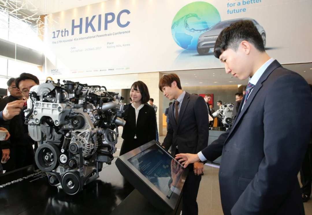 Hyundai Motor Group RevealsNext-GenerationPowertrainStrategy