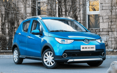 Why the BAIC EC180 broke all monthly EV sales records