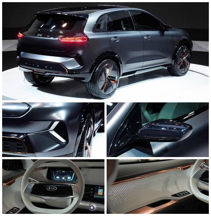 Kia Niro Concept EV