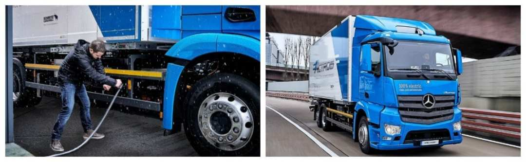 Mercedes-eActros-pictures