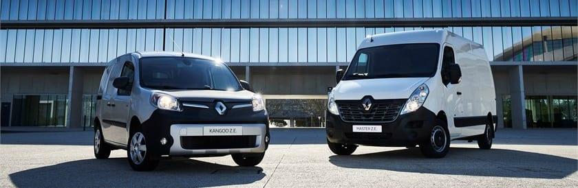 2018 – Renault Master Z.E. tests drive and electric LCV range in Lisboa Top 5 EV news week 23