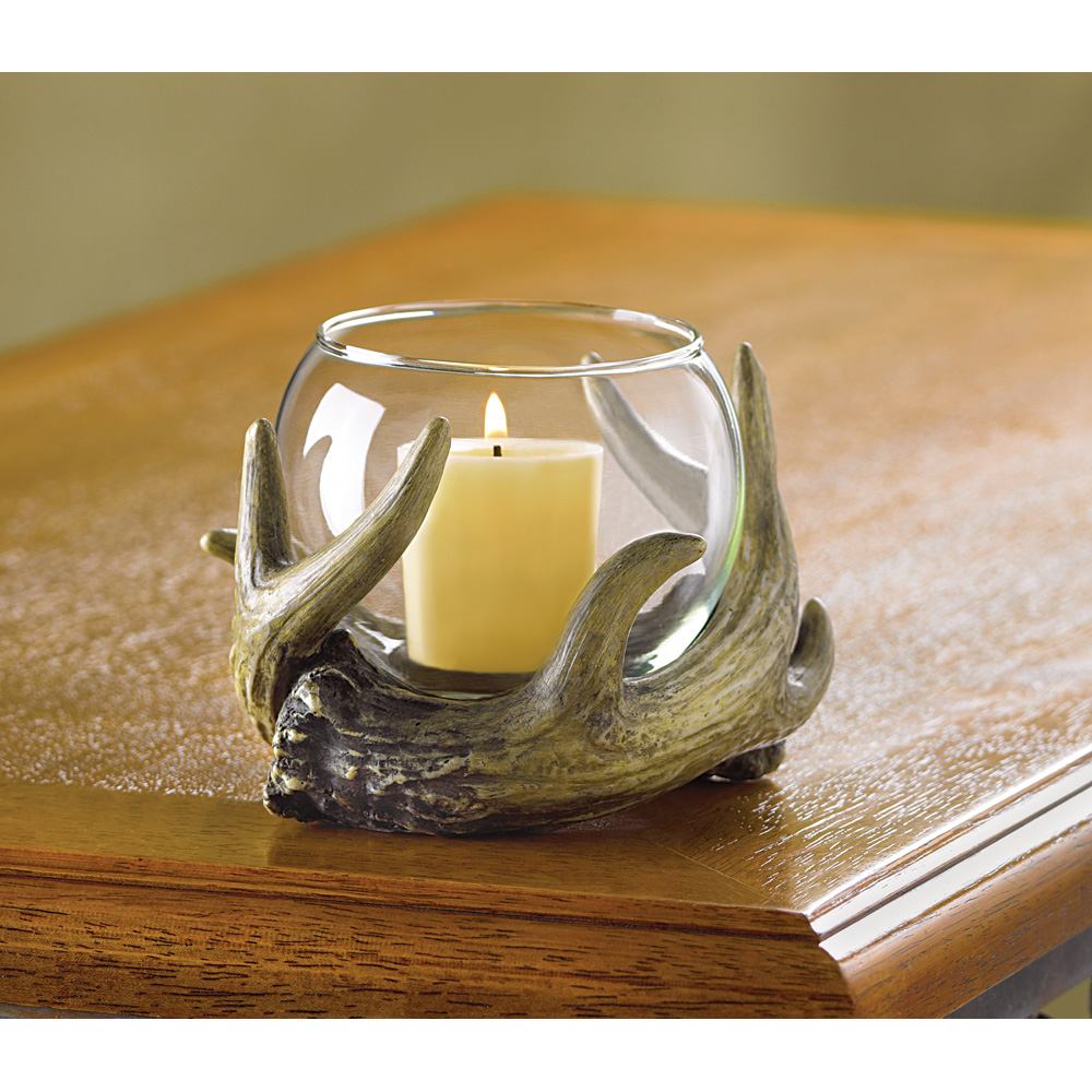 Wholesale Rustic Antler Candle Holder Buy Wholesale