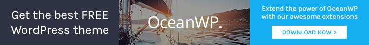 OceanWP - a free Multi-Purpose WordPress theme
