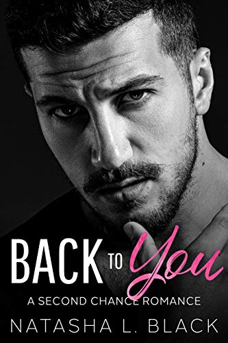 back to you book cover with handsome man