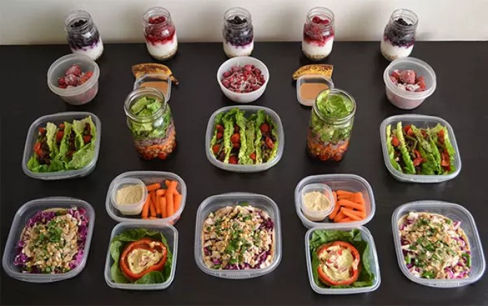 How to Start Meal Planning & 5 Ideas to Help You Get Started