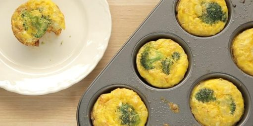 Sweet Potato Egg Cups