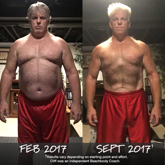 Cliff Moore Lost 61 Pounds