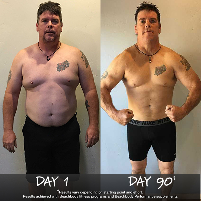 Don McCollister Lost 51.2 Pounds