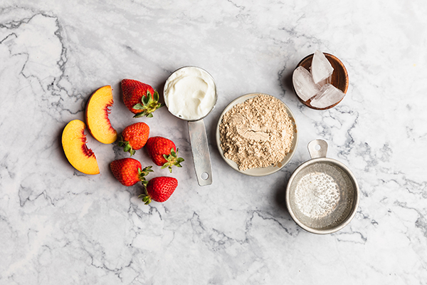 Shakeology smoothie ingredients