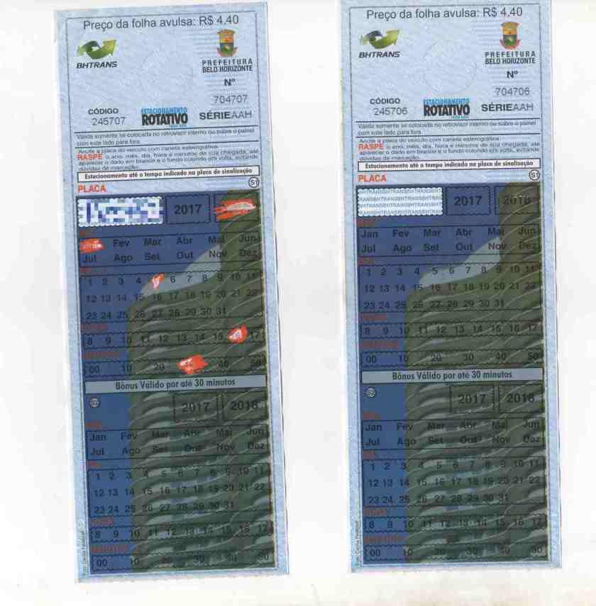 bilhetes do faixa azul bh