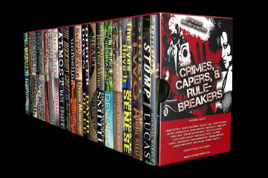 Crimes, Capers, & Rule-Breakers