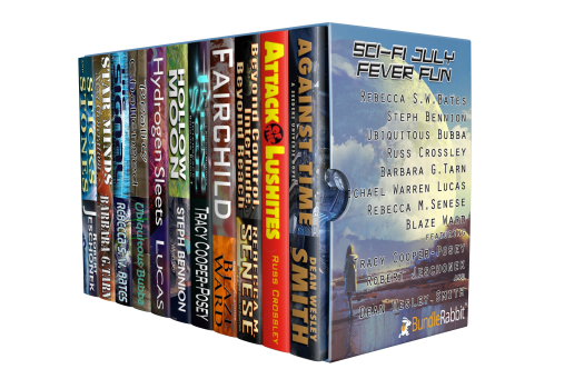 Sci-fi July Fever Fun