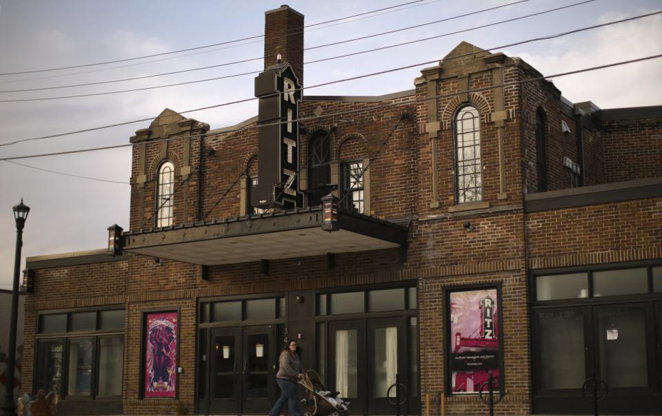 The Ritz Theater - Minneapolis