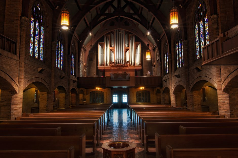 Mount Olive Lutheran Church Minneapolis