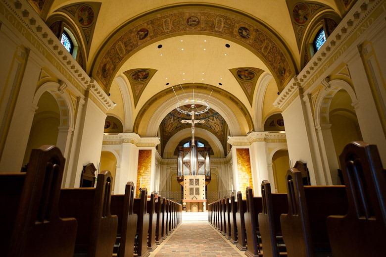 Chapel of Saint Thomas Aquinas