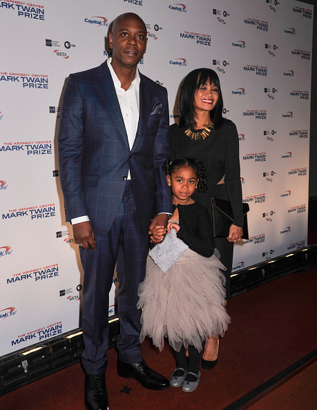 dave chappelle wife