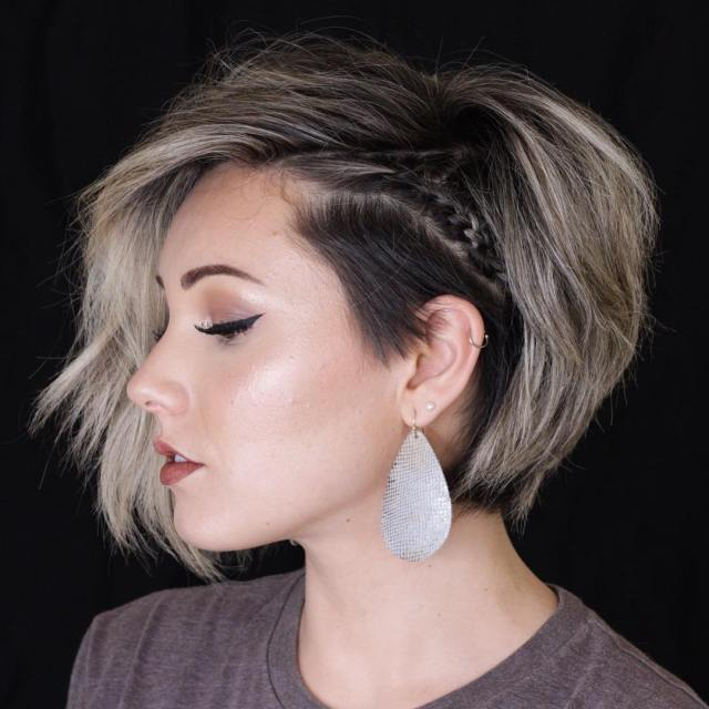 30 best short haircuts for anyone with a long face shape