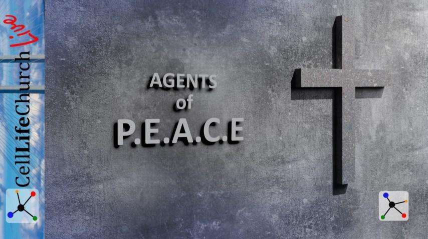 Agents of P.E.A.C.E.