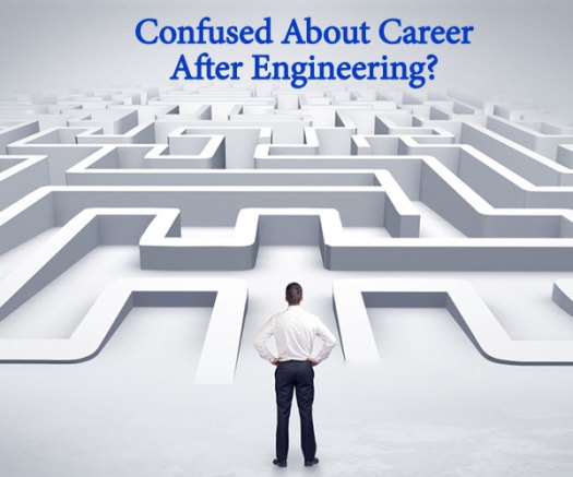 Confused about Career after engineering