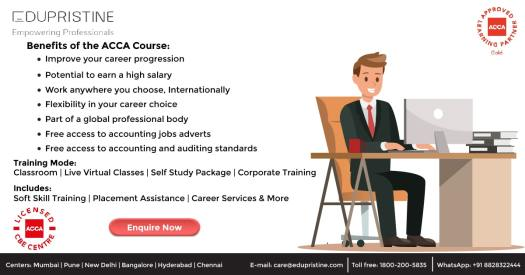 Benefits of the ACCA Course