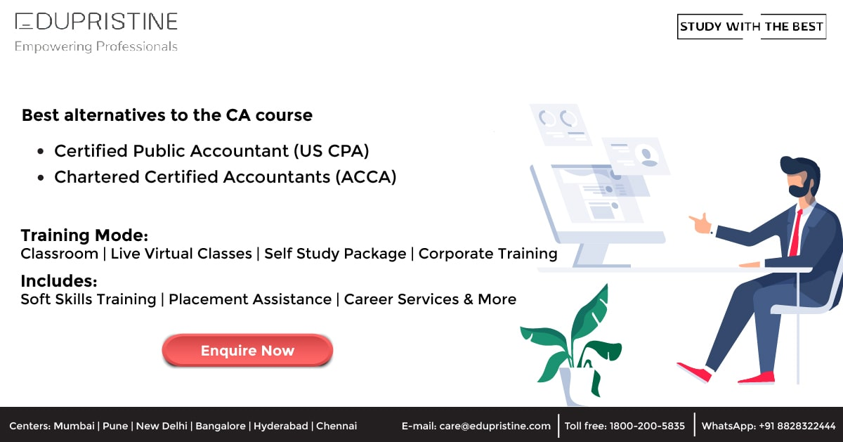 Best alternatives to the CA course