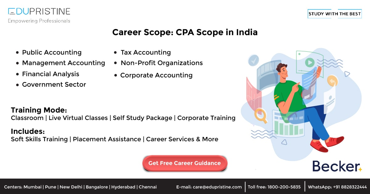 Career Scope: CPA Course in India