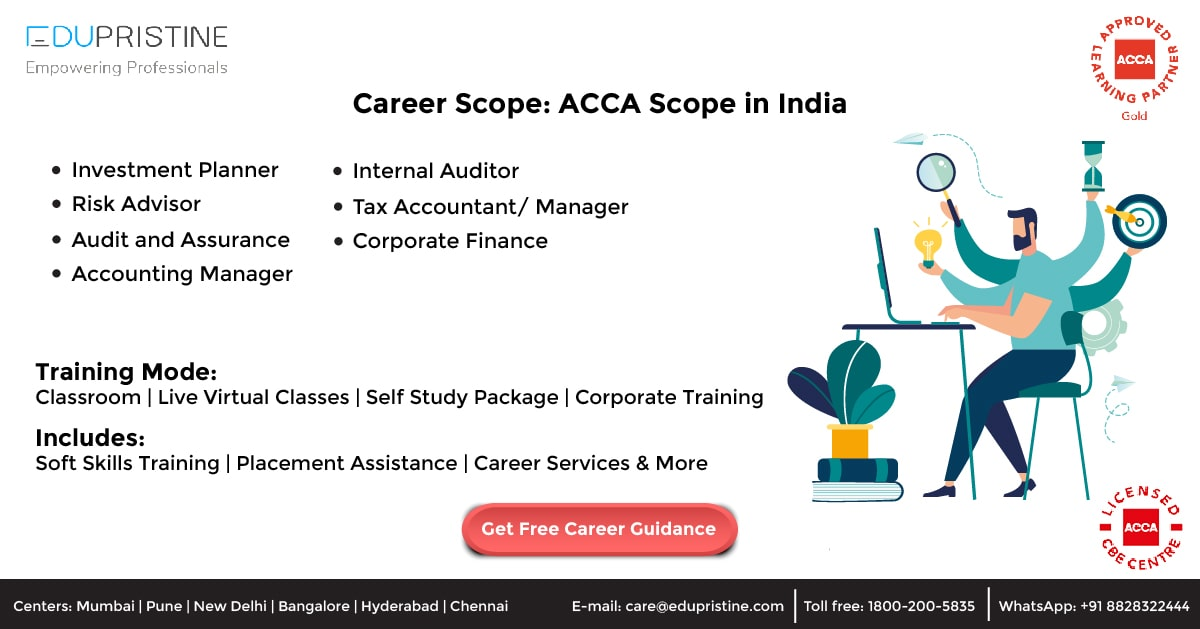 Career Scope: ACCA Course in India