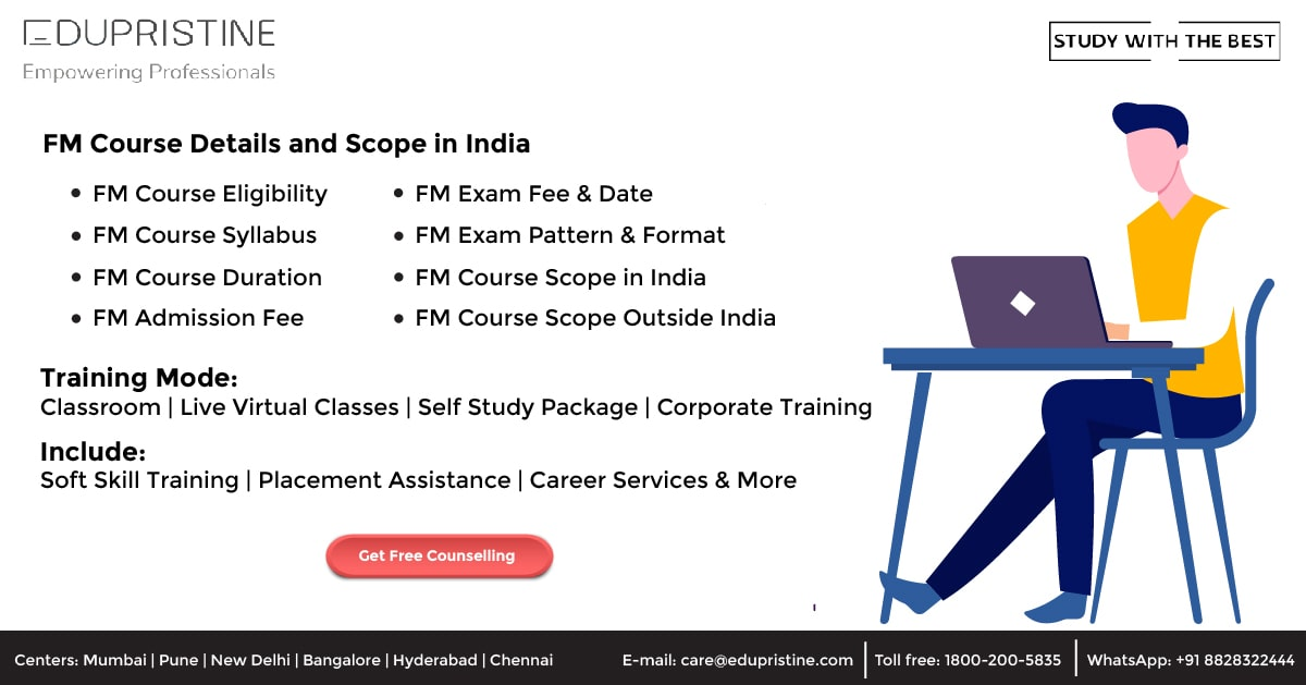 FM Course Details and Scope in India