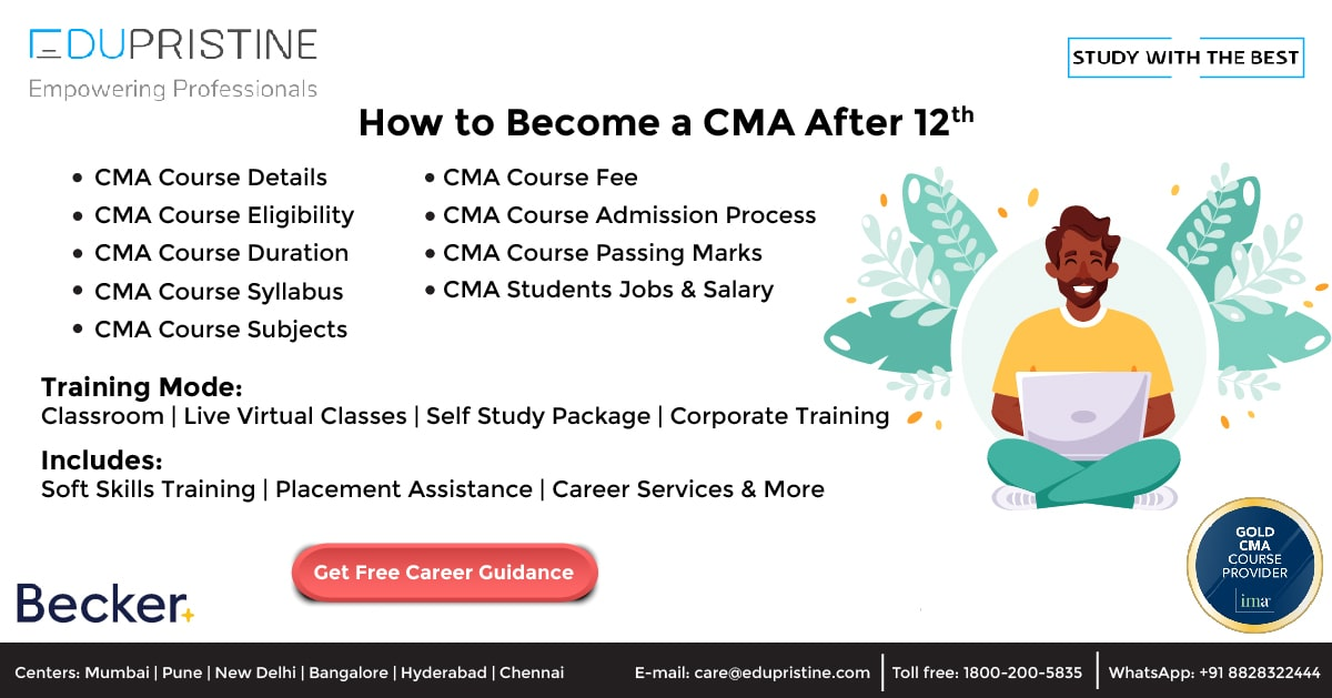 How to Become a CMA After 12th