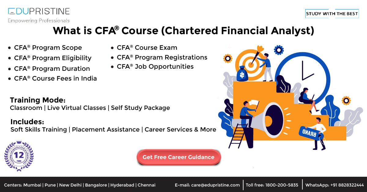 What is CFA Course