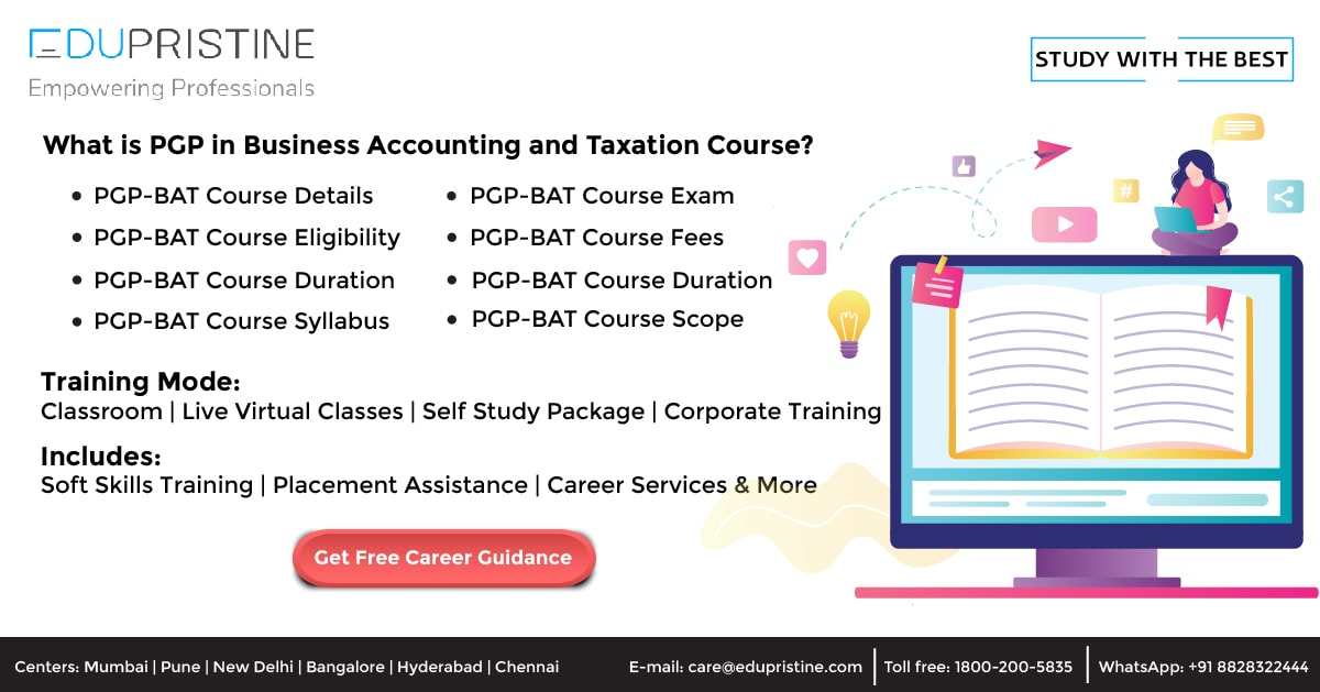 What is PGP in Business Accounting and Taxation?