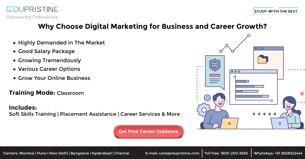 Why Choose Digital Marketing for Business and Career Growth?