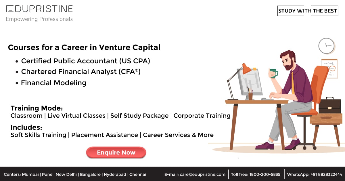 Want to make a career in Venture Capital?