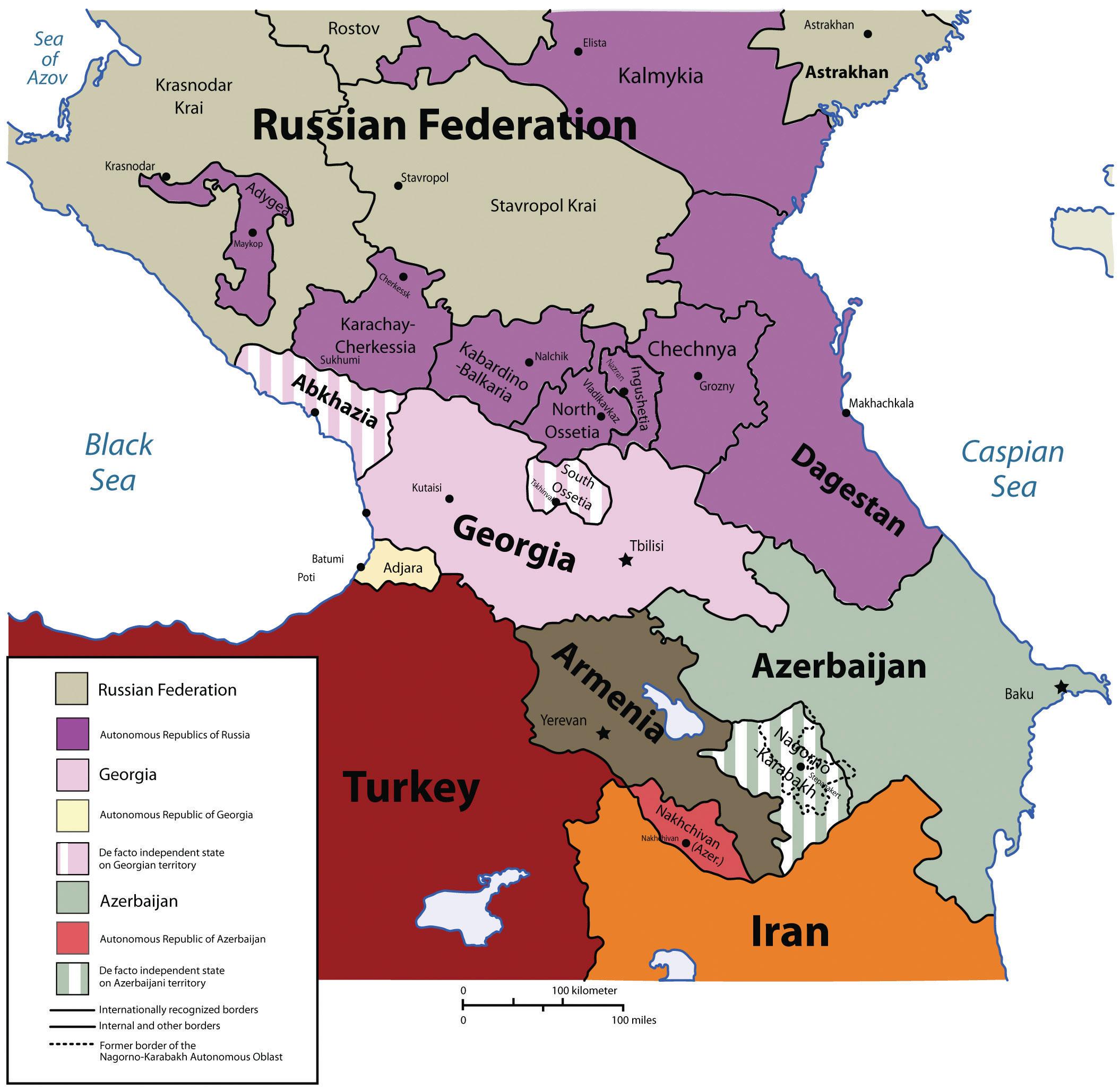 3 3 Regions Of Russia
