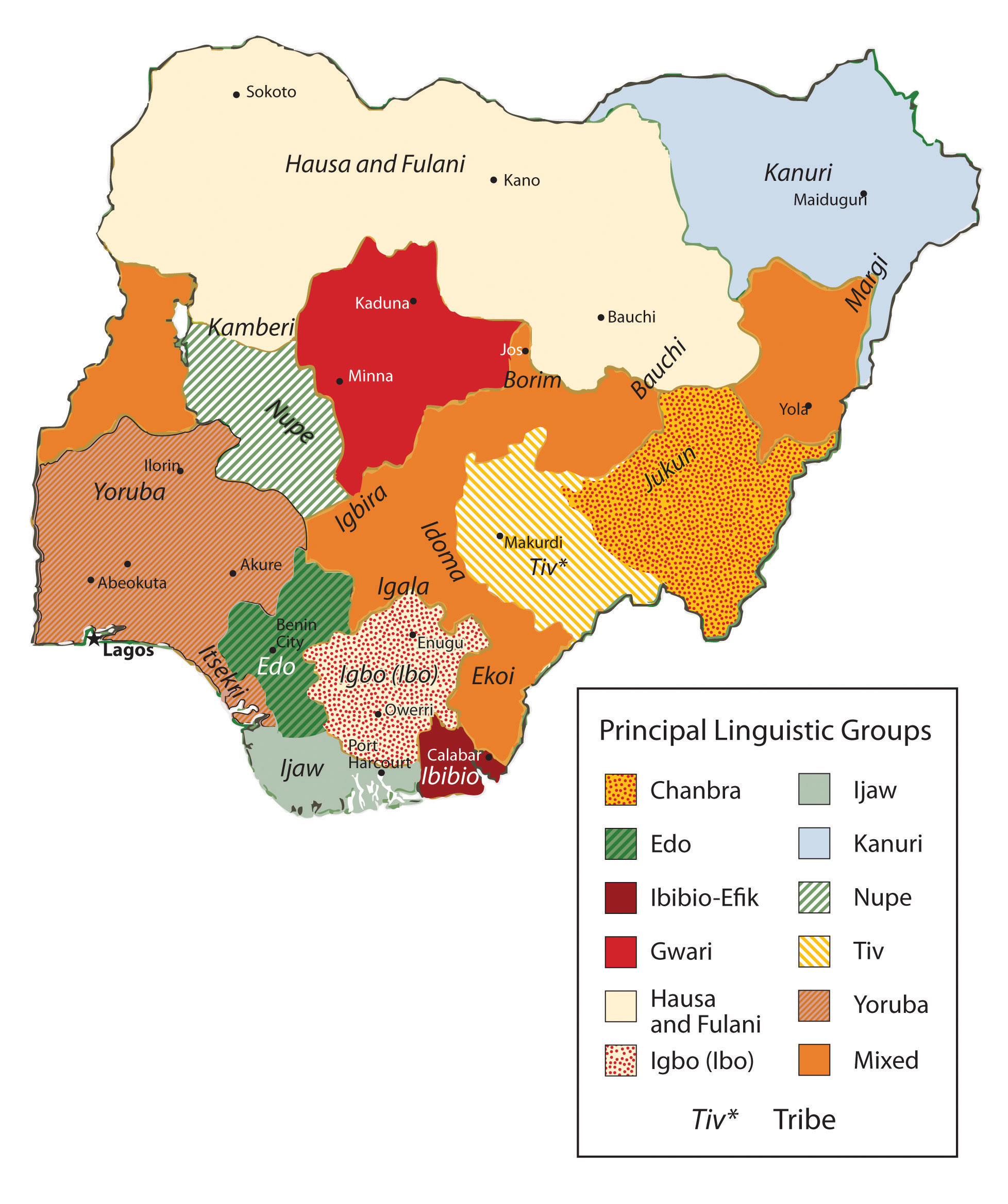 7 3 West Africa