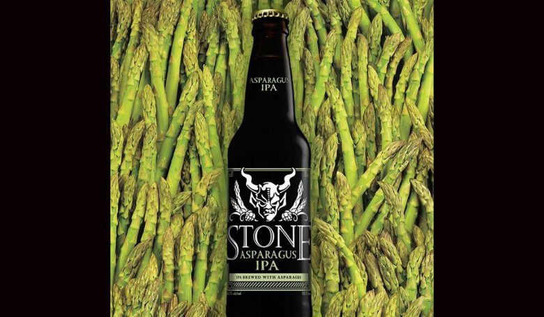 Asparagus IPA Stone Brewing