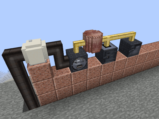 Example setup of steam machines