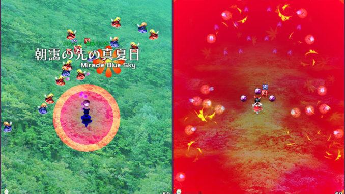 Touhou16 Season Release spring