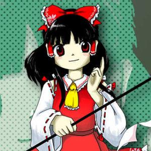 Touhou16 Reimu Hakurei