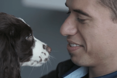 Video: Vancouver Whitecaps' Nicolás Mezquida at Dogtopia